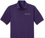 Picture of Men's P.A. Rapid Dry Tipped Polo (K454)