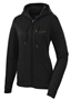 Picture of Ladies Sport-Wick® Fleece Full-Zip Hoodie (LST238)