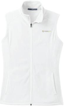 Picture of Women's Port Authority® Microfleece Vest (L226)