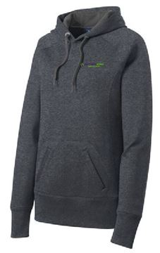 Picture of Ladies Tek Fleece Hooded Sweatshirt (LST250)